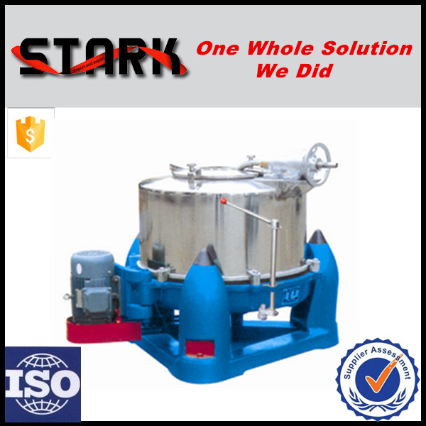 Model SGZ1000 Vertical Disc Separator Mineral Separator For Magnesium
