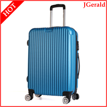 eminent bag factory ABS Polycarbonate 20 inch trolley travel luggage set suitcase