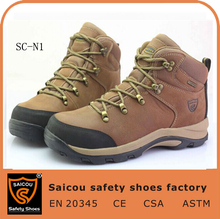 men's work shoes and buffalo leather security shoes and usd5 foreign trade shoes SC-N1