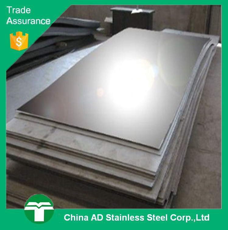 large stock ASTM 430 steel sheet SS430 2B finish cold rolled stainless steel <strong>plate</strong>