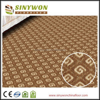 Free Sample PP Material Carpet Wall to Wall Carpet