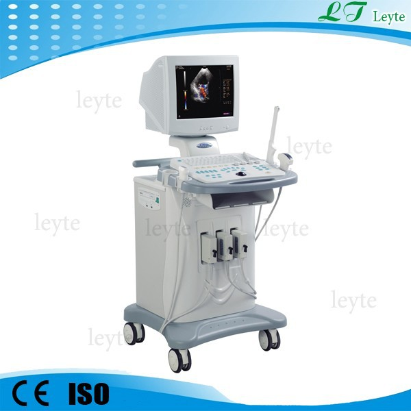LT6000 color mobile Doppler Ultrasound scanner digital color ultrasonic diagnosis system