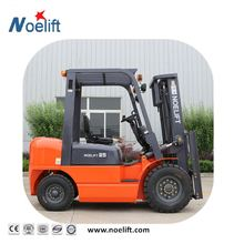 fork lift 3t diesel forklift truck with CE Side Shifter Forklift
