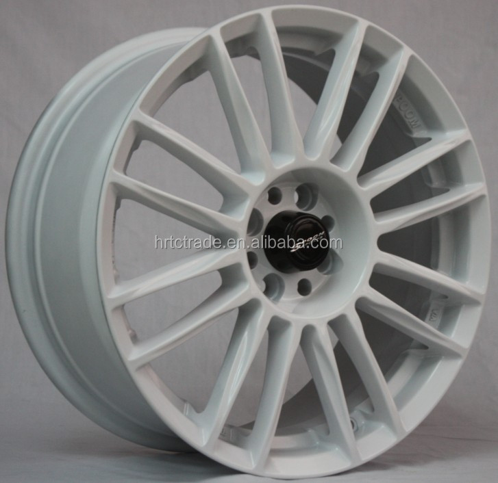 4x100 alloy Car wheels