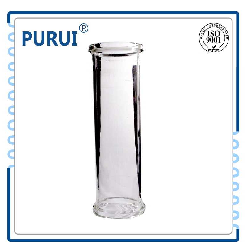 acid resistant high tempered glass tube