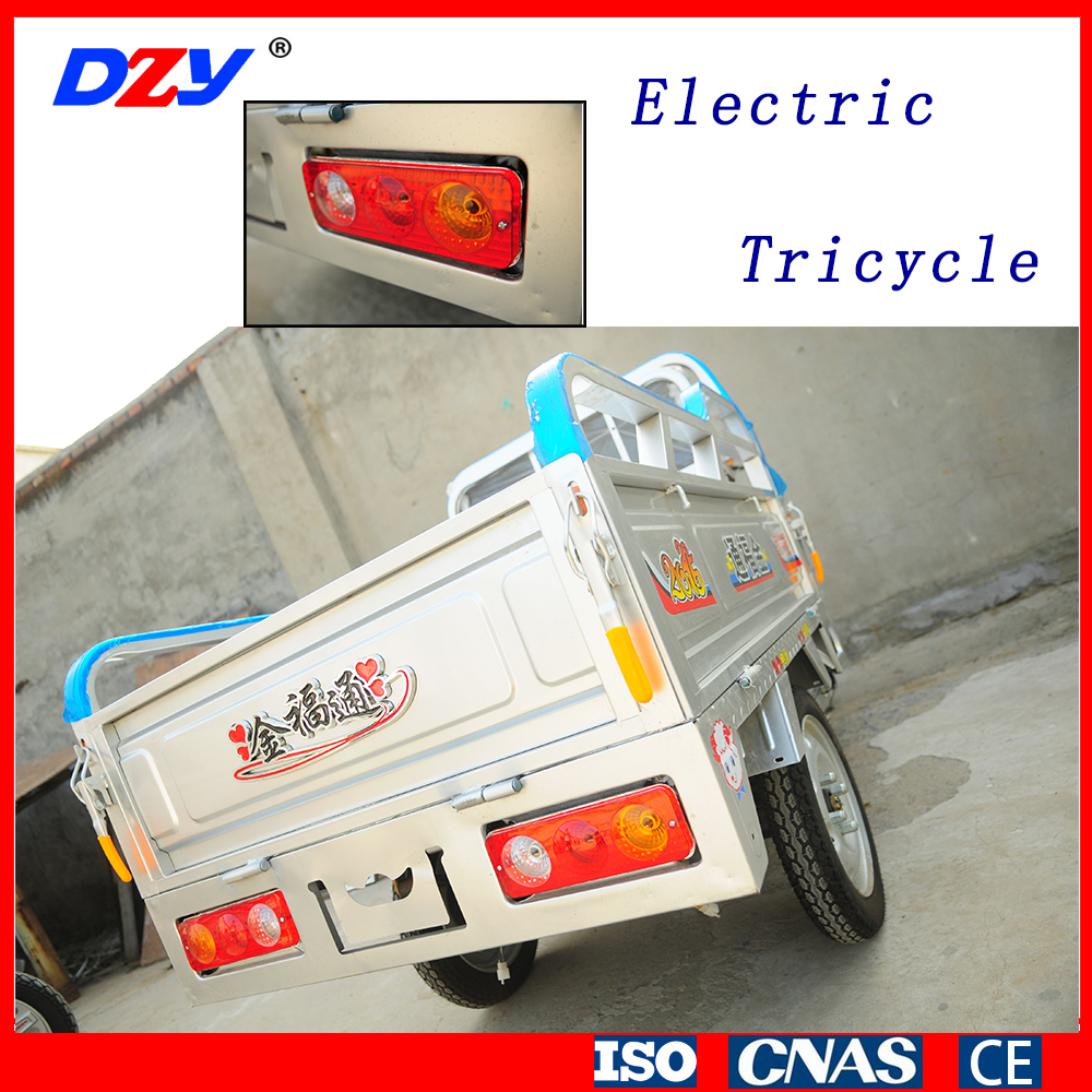 Electric Delivery Tricycle Manufacturer In China