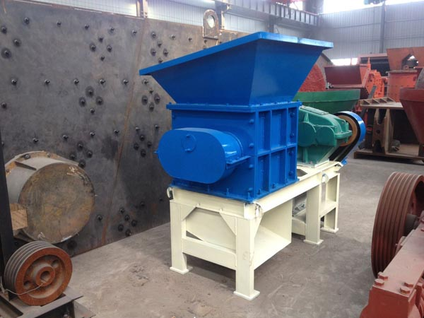 Waste recycling shredder/plastic crusher/ rubbish recycling machine