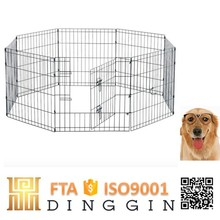 Fold combination pet dog fence