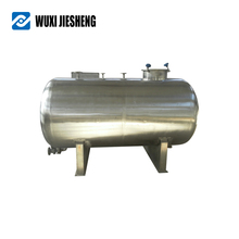 Accept custom order stainless steel buffer storage tank