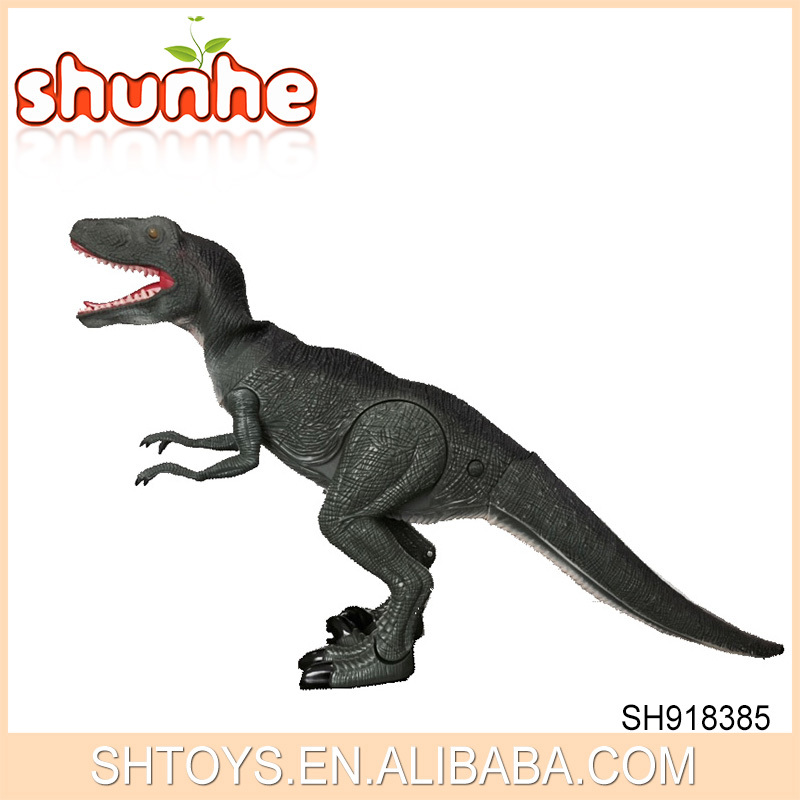 Simulation Platic Battery Operated Dinosaur Toys For Sale