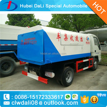 SALE!! dongfeng rubish collector mini sealed garbage truck