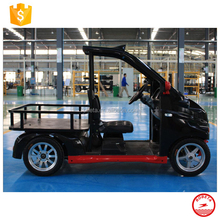factory price mini electric van/2 passengers electric delivery cart
