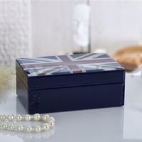 Elegance Attractive Design Delicate Colors Mother Of Pearl Inlaid Jewelry Box