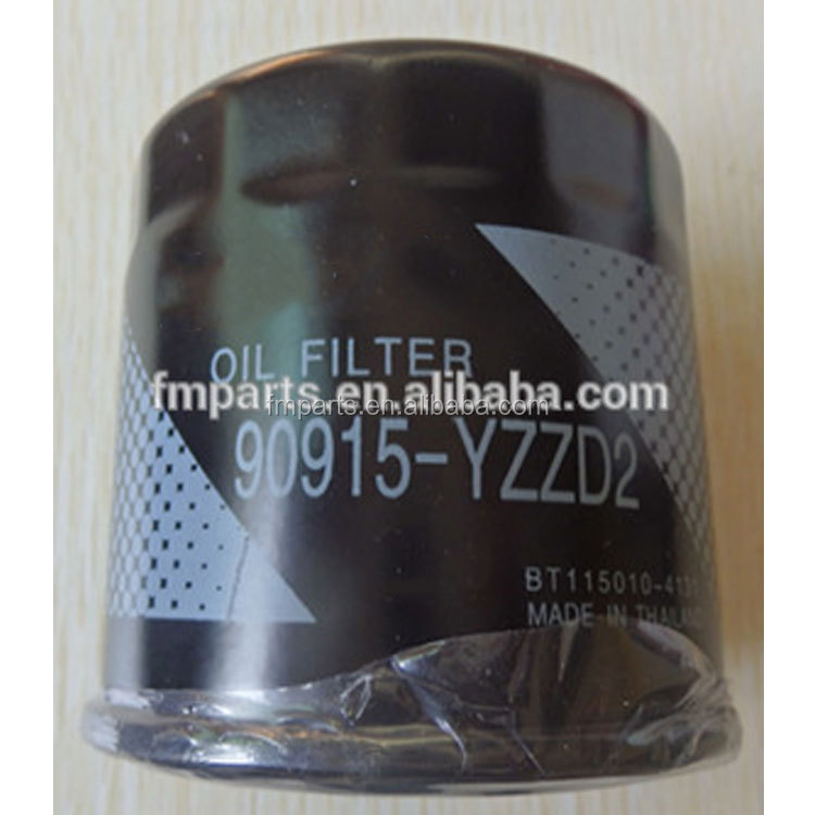 auto oil filter factory 90915-YZZD2 High Quality oil filter