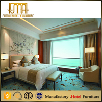 Alibaba Gold Supplier European Style Wooden Luxury hotel new model bedroom furniture