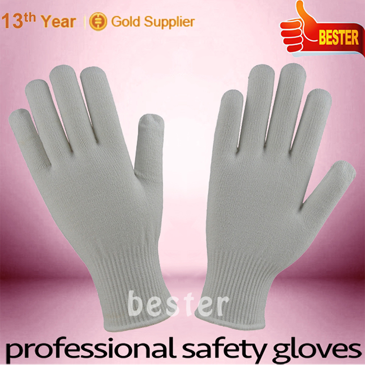 Wholesale Cheap good quality winter knitting half finger gloves