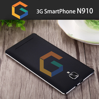 Wholesale Price Mobile Phone N910 with 5inch MTK6580 Quad Core Android 5.1 OS 8GB ROM 3000mAh Big Battery cheap smartphones
