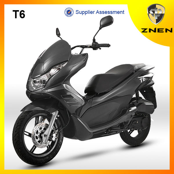2017 ZNEN T6 PCX 150CC mobility scooter gas Scooter gy6 engine