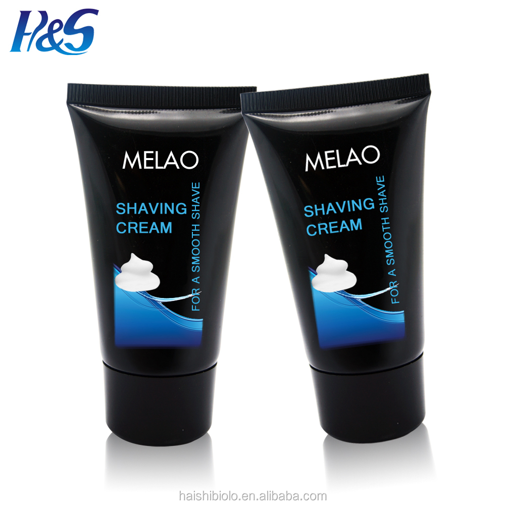 Fresh and cool shaving gel for men shaving gel shave lotion