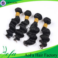 Ready delivery and fast shipping soft cheap brazilian hair weaving 18 inch