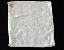 wholesale restaurant/nursery school/Dish towel refreshing wet oshibori cotton towel 35g 30*30cm