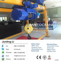 3 ton mechanical cable hoist