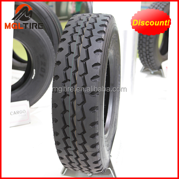 NEW 295/75R22.5 14 PLY DRIVE TRUCK/TRAILER TIRE