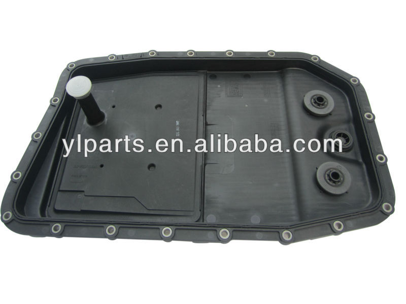 LR007474 TED500010 auto chassis parts transmission oil pan for Land-Rover