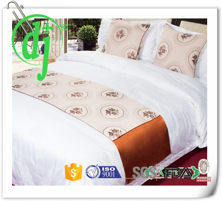 egypt cotton satin stripe duvet cover /curtains beautiful bed sheet sets bed runner for hotel