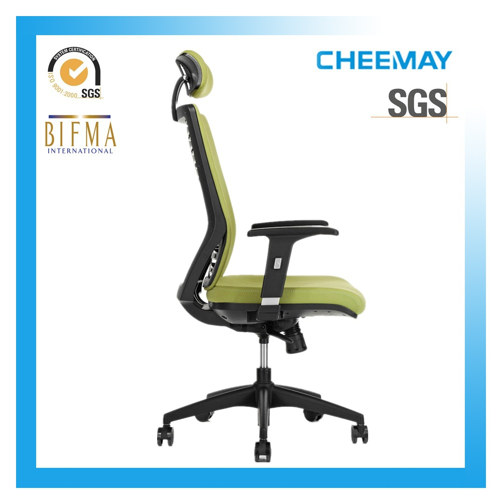 dense density mold foam synchronize mechanism with positions lock tilting seat office chair/ executive chair