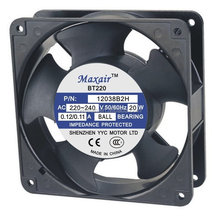 large air flow Maxair 120 x 38 mm Case Fan