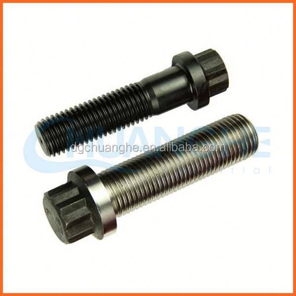 Chuanghe flange bolt for heavy duty equipment