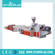 High speed pvc hose tube extrusion production line supplier