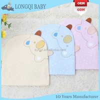 MZ-TN-024 2016 new style 100% cotton baby bonnets