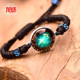LONGJIE hot selling 12 constellations fashion hand-woven rope bracelet european jewelry couples woman bracelet