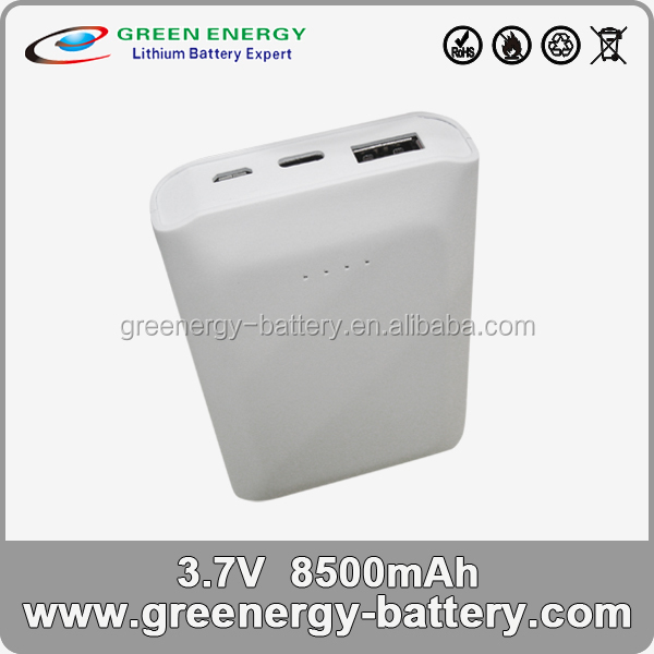 8500mAh Portable Battery charger