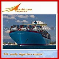 Freight forwarder shipping agent from China to Surabaya