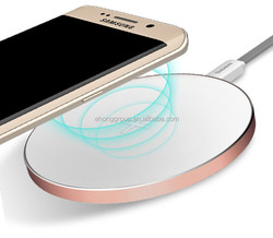 Newest Wireless Smart Fast Charging Pad For Smart Phone