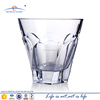 Mini rock glass DOF whisky glass cup 270ml high quality whiskey glass wholesale