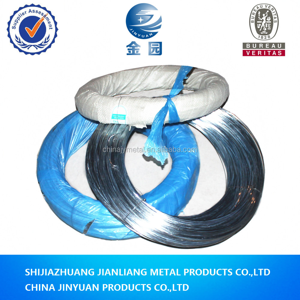 galvanized reinforcement steel binding wire