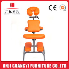 Lab equipment high quality saddle chair portable hair salon chair with reasonable price