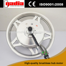 12 inch direct drive electric scooter motor