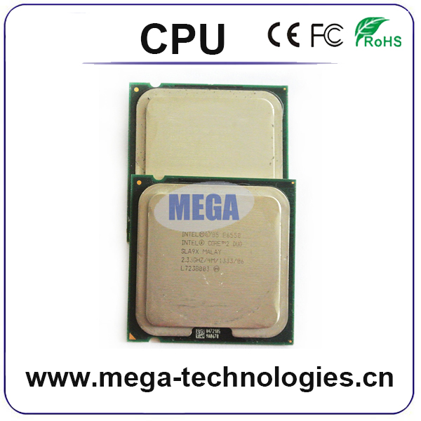 intel cpu core 2 Quad processor 775 socket cpu i5 750