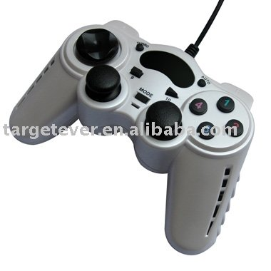 USB Vibration Joypad with Fan for PC game