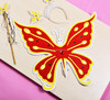 hot sale factory direct sell fairy butterfly wing for kids