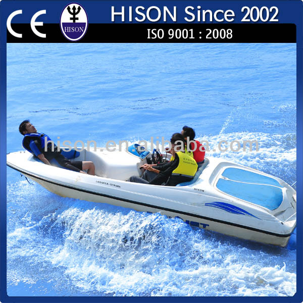 Hot summer selling Hison ocean jet ship