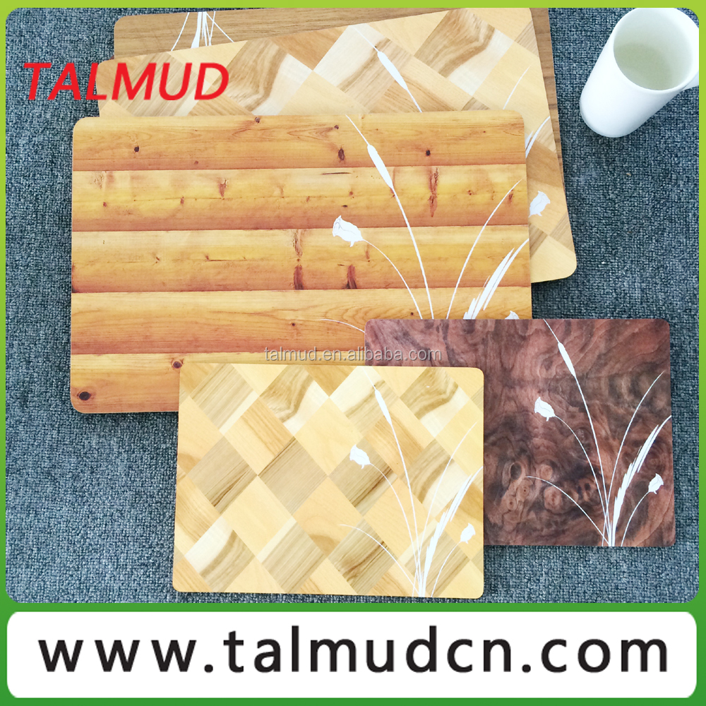 Mdf Heat Resistant Coasters And Placemats