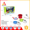 Quality guaranteed colourful popular cooking play kitchen toy set