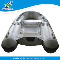 Good fiberglass hull salvage pontoon boats