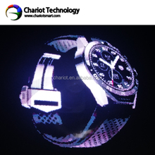 Chariot Hypervsn Hologram Display 3D LED Fan with best price